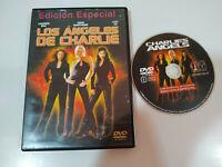 Los Angeles de Charlie Cameron Diaz Lucy Liu Ed Especial - DVD Español ingles AM