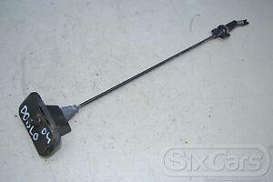 Fiat Doblo JTD Bj.04 Fuel Flap Locking Tank Opener Cable Pull Rope 1405030049