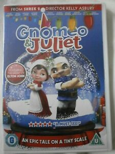 Gnomeo And Juliet -  (DVD, 2011)