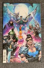 Justice League #54 Porter Variant Dark Nights Death Metal DC 2020