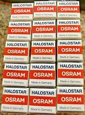 Osram Halostar 35w 6v 64430 AX GY6,35 Light Bulb ~Made in Germany