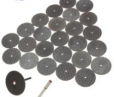 26 Pieces/lot Metal Cutting Disc For Dremel Grinder Rotary Circular Saw Blade