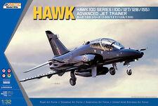 Kinetic 1/32 Hawk 100 Series Advanced Jet Trainer Plastic Model Kit K3206