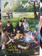DVD Korean Drama The Liar and His Lover 她愛上了我的謊 ENG SUB All Region Freeship