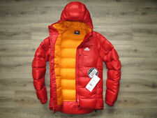 Mountain Equipment Trango Down Expedition Men's Jacket S RRP£230 Minium Red