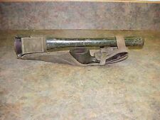 WWII 1944 US Army Diamond Calk Pick Axe Ax Pickaxe Trench Tool w/Canvas Carrier