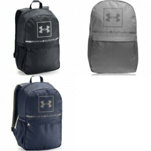 Under Armour Project 5 Backpack Rucksack School bag with Mesh Side Pocket