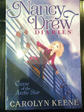 Nancy Drew DIARI LIBRO 1 Curse of the Arctic Star CAROLYN KEENE
