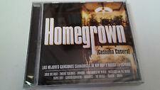 """CD """"HOMEGROWN (COSECHA CASERA)"""" CD 18 TRACKS PRECINTADO SOLO LOS SOLO 7 NOTAS"""
