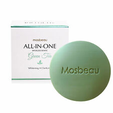 Authentic Mosbeau Spotless Green Tea Facial Lightening Soap - BEST PRICE EVER