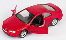 BLITZ VERSAND Peugeot 406 Coupe 1997 rot / red Welly Modell Auto 1:34 NEU & OVP