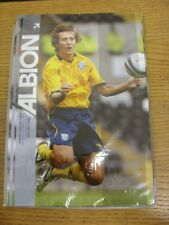 09/08/2008 West Bromwich Albion v Mallorca [Friendly] . Thank you for viewing th
