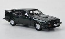 """Ford Capri III Turbo """"Dark Green Metallic"""" 1981 (Neo Scale 1:87 / 87242)"""