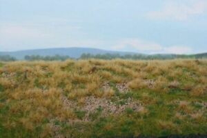 Model Scene Forest Base Grass Mat - Pinewood Mini Pack (Size: 13 x 17 cm)