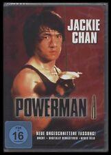 DVD POWERMAN 1 - UNCUT - UNGESCHNITTEN - JACKIE CHAN *** NEU ***