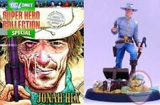 Jonah Hex Special Dc Lead Figurine & Magazine by Eaglemoss