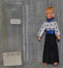 ARI PUPPE für die Puppenstube ca. 13,5 cm unbespielt