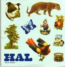 (CB573) Hal, Album Sampler - 2004 DJ CD
