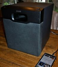 Sony SA-WMSP2 50W Powered Home Theater Surround Sound Subwoofer Tested