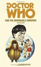 Doctor Who and the Abominable Snowmen,Terrance Dicks