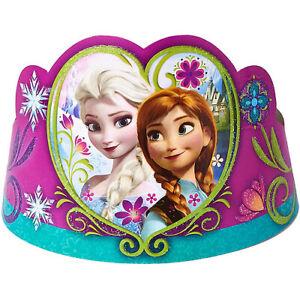 Frozen Tiares By Disney, 8 Piece, #250313, New in Pack