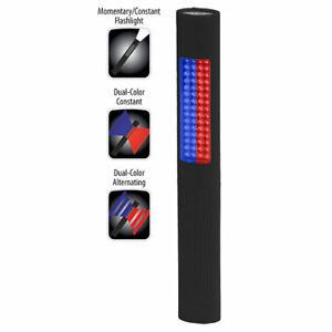 BAYCO NSP-1170 LED Safety Light - Alt. Red/Blue Flood and White Flashlight