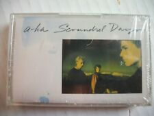 a-ha - Scoundrel Days - cassette tape - NEW SEALED