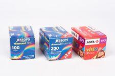 Jessop diamond fine+ Agfa Vista 100 EXPIRED film