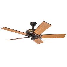 """HUNTER 52"""" Indoor/Outdoor Ceiling Fan The Classic Original Brown 23847"""