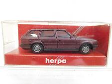 eso-8020Herpa 1:87 BMW 325i touring braunviolettmetallic sehr guter Zustand,