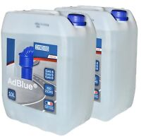 AdBlue 2 BIDONS DE 10 LITRES AVEC BEC VERSEUR, AD Blue / GPNox