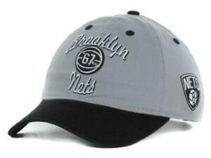 New Licensed Adidas NBA Brooklyn Nets RETRO 1967  Adjustable Hat  B129 B102