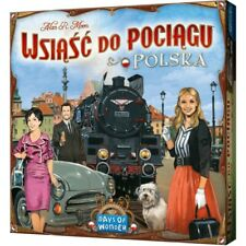 Ticket To Ride Poland: Map Collection 6.5 (Polish/ English Rules Included) - New