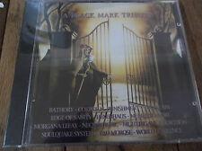 A Black Mark Tribute CD *SEALED* Quorthon Bathory Necrophobic Divine Sin