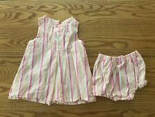 Nwot OshKosh Baby Girl Dress Set - Size 12M
