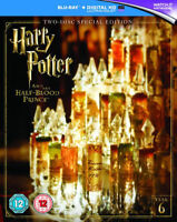 Harry Potter And The Mezza Sangue Prince Blu-Ray Nuovo (1000596926)