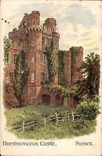 ARQ / Quinton. Hurstmonceux Castle # 171 by W.McKenzie.
