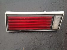 Taillight 1980-83 Mercury Zephyr 4dr driver side