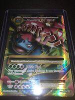 2016 Pokemon XY Evolutions M Mega Venusaur EX Full Art 100/108 MINT