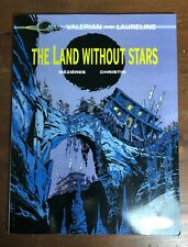 Valerian and Laureline THE LAND WITHOUT STARS Mezieres Christin Cinebook