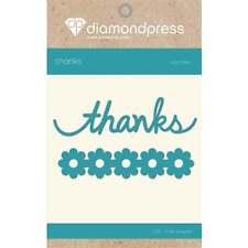 Grazie-Diamond stampa taglio morire-Word muore dp1186