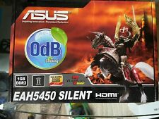 Asus EAH5450 Silent 1GB DDR3 Grahpics card