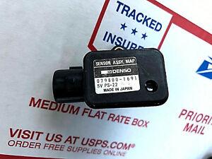 92-96 HONDA CIVIC PRELUDE DEL ACURA NSX INTEGRA Map Sensor Denso 079800-1691