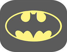 BATMAN  superhero Pictorial Charactor personalised Computer Mouse Mat unbranded