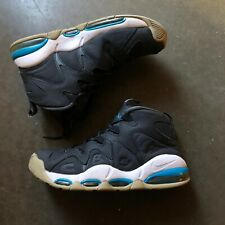 Men's Nike Air Max CB34 Anthracite Gray Neo Turquoise Blue Sz 10.5 (414243-014)
