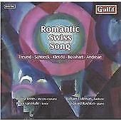 Romantic Swiss Song (Rushton, Innes, Hulle) CD (2002) ***NEW*** Amazing Value