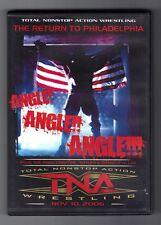 TNA Wrestling - Angle! Angle!! Angle!!! - Nov 10, 2006