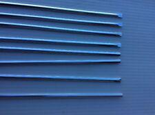 Front Grill Molding Fits Mercedes W108 280SE W109 300SE 8pcs horizontal