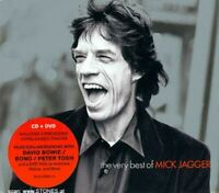 MICK JAGGER the very best of (CD compilation & DVD video) greatest hits, 2007,