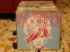 KELLY OSBOURNE - CHANGES with duet OZZY OSBOURNE - cd slim case PROMO 2002